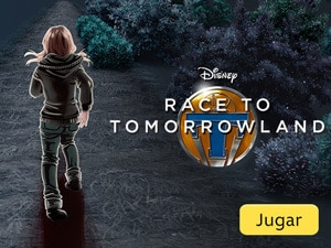 Tomorrowland: Race to Tomorrowland