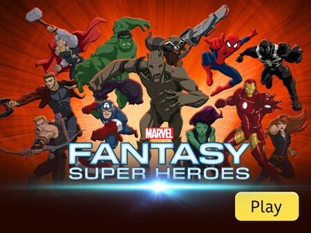 Marvel Fantasy Super Heroes
