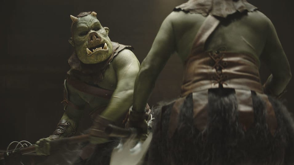 Gamorrean fighters