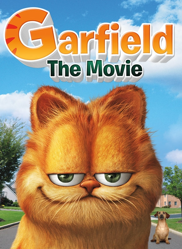 Garfield: The Movie movie poster