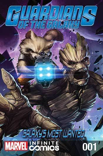 Guardians of the Galaxy: Galaxy's Most Wanted Part 1