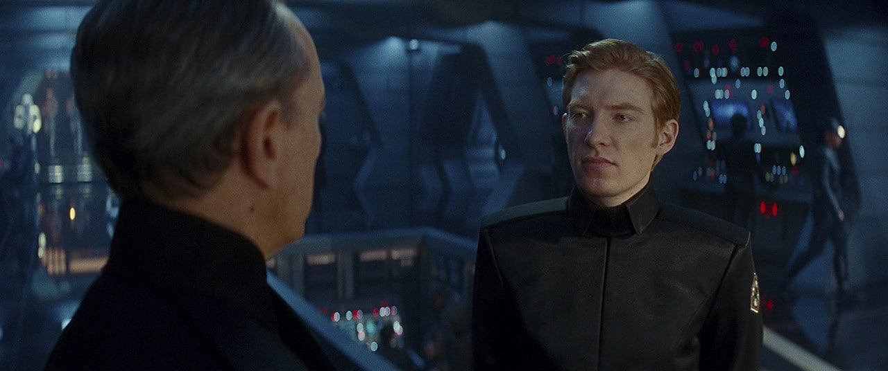 General Hux and General Pryde