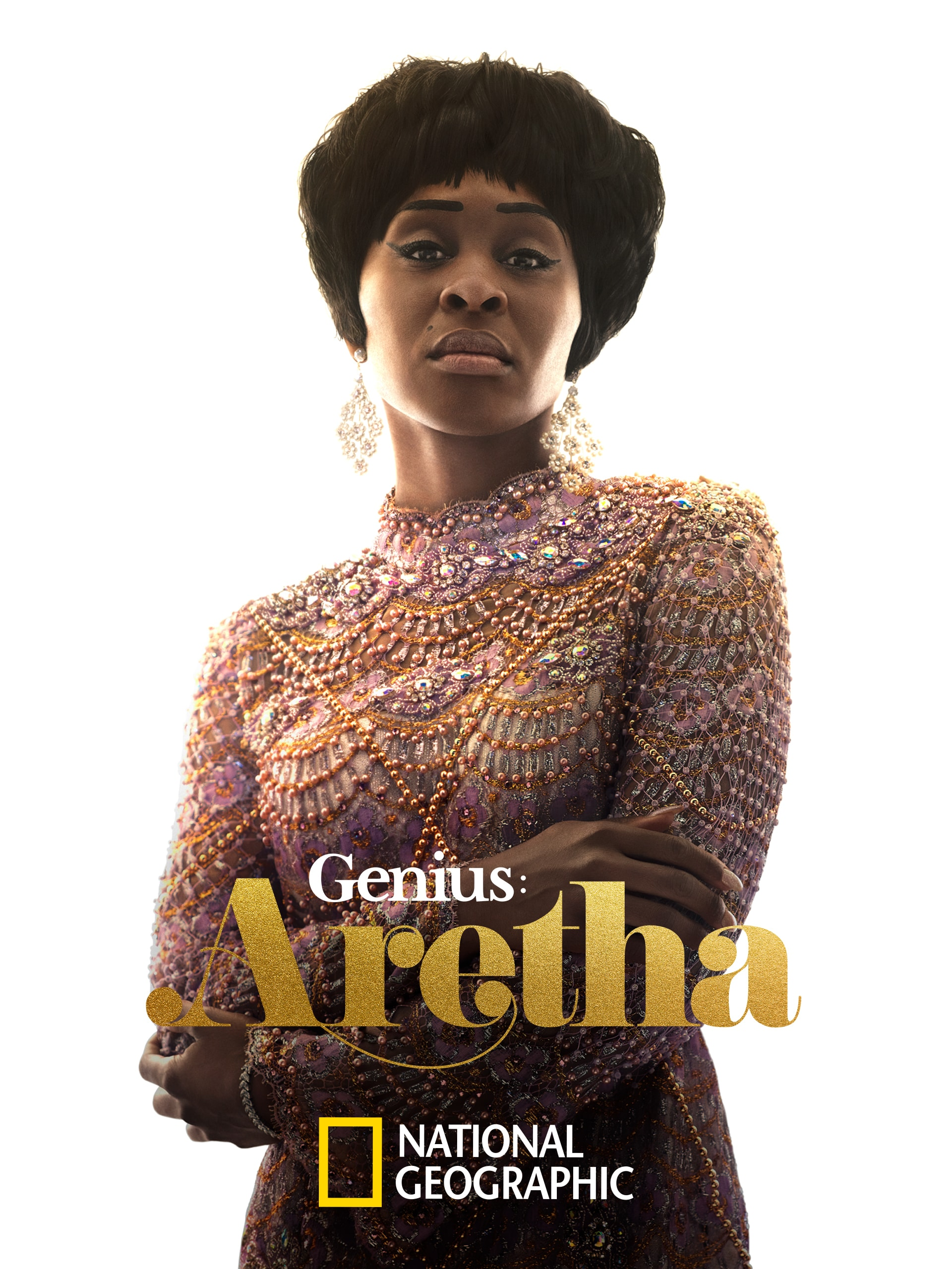 National Geographic's Genius: Aretha poster