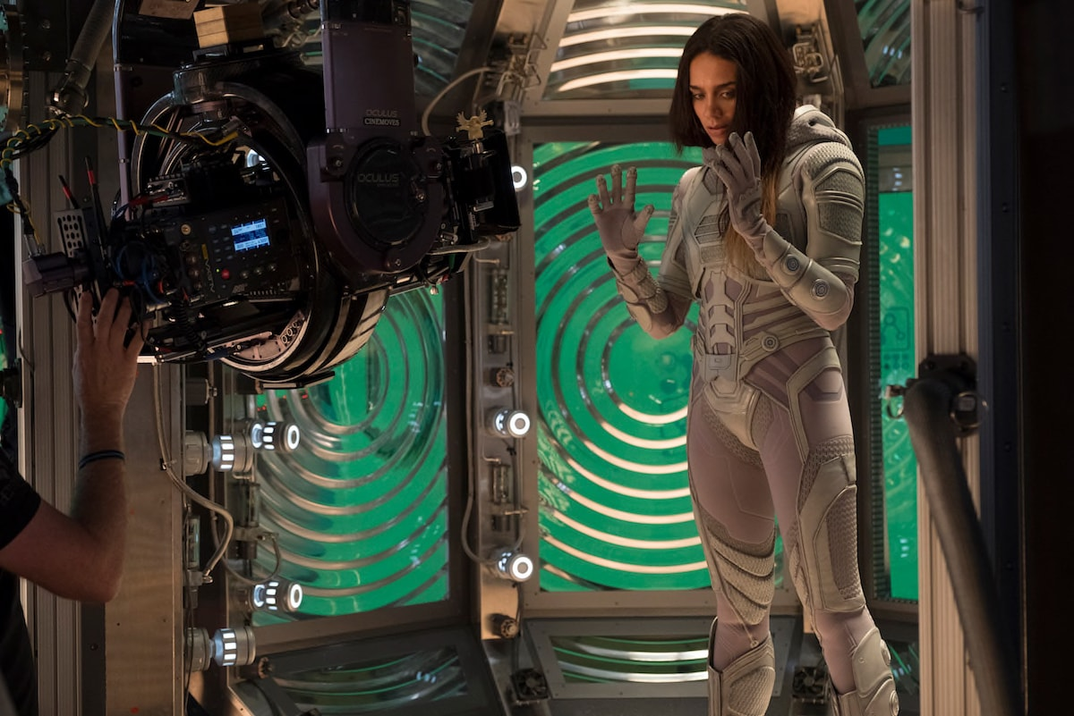 Ant-Man and the Wasp Behind the Scenes