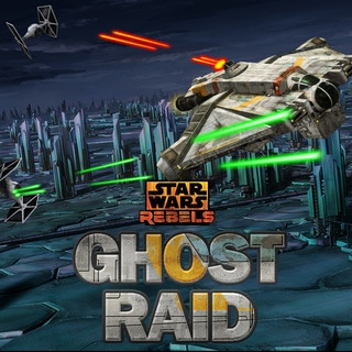 Star Wars Rebels: Ghost Raid