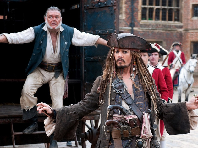 """Jack Sparrow is not my name!"""
