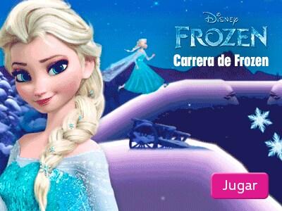 Carrera de Frozen