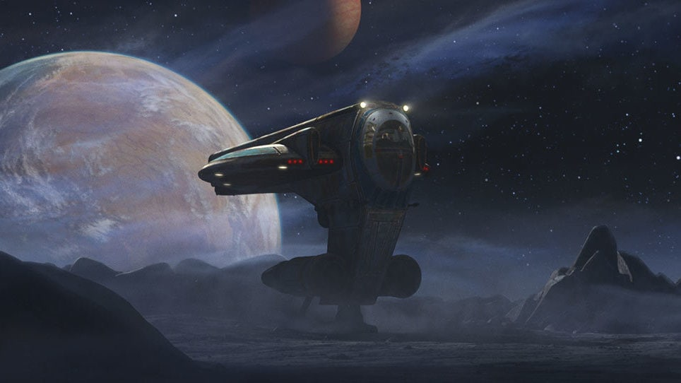 Gobi Glie's Starship
