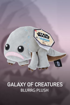 Galaxy of Creatures Plush Toy - Blurrg