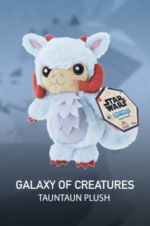 Galaxy of Creatures Plush Toy - Tauntaun