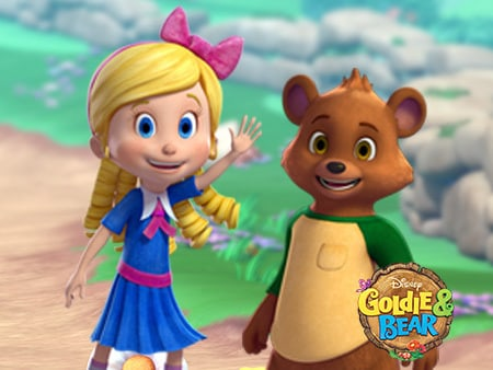 Show Link - Goldie & Bear