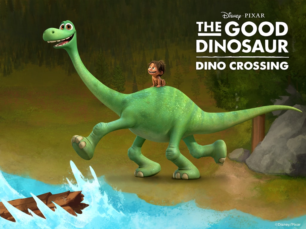 The Good Dinosaur: Dino Crossing Screenshots