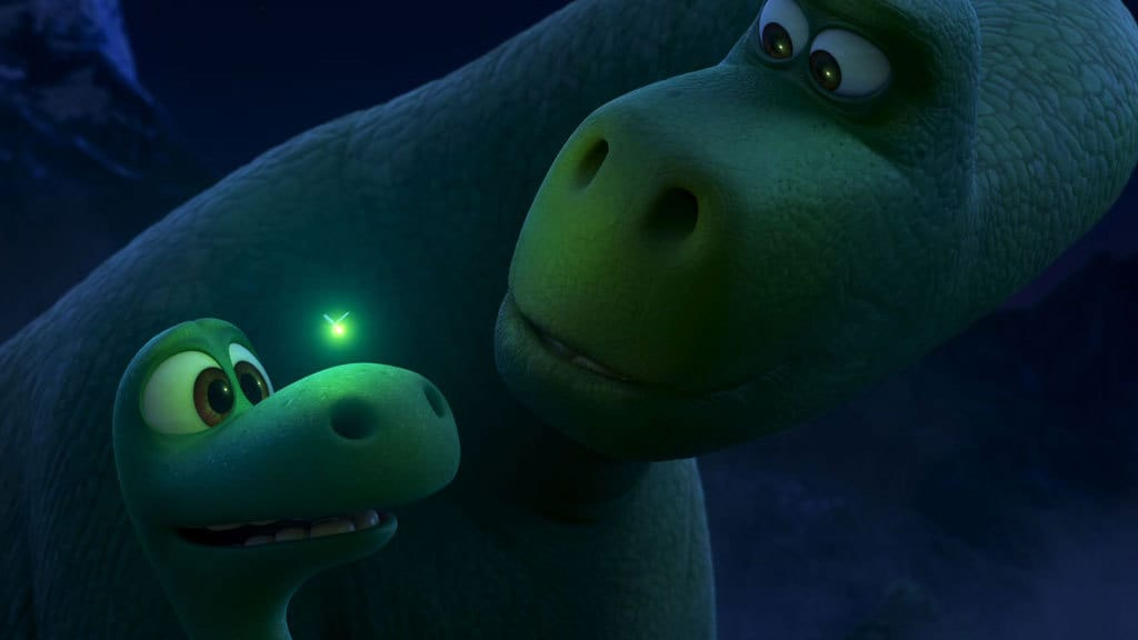 Get Through Your Fear - The Good Dinosaur Clip