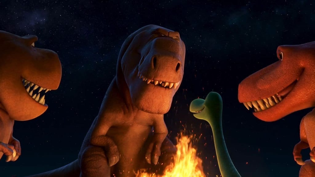 Butch's Scar - The Good Dinosaur Clip