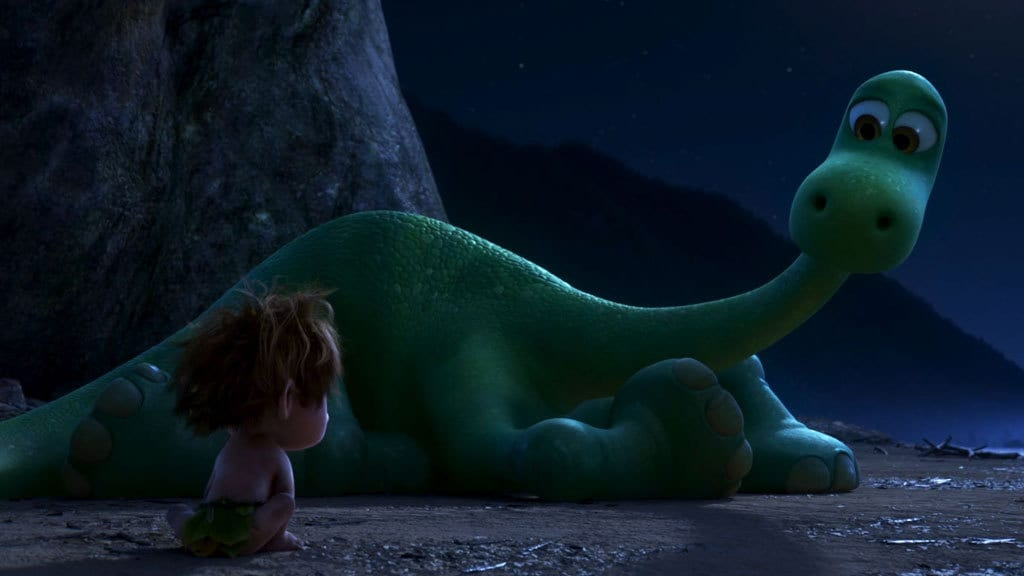 Family - The Good Dinosaur Clip