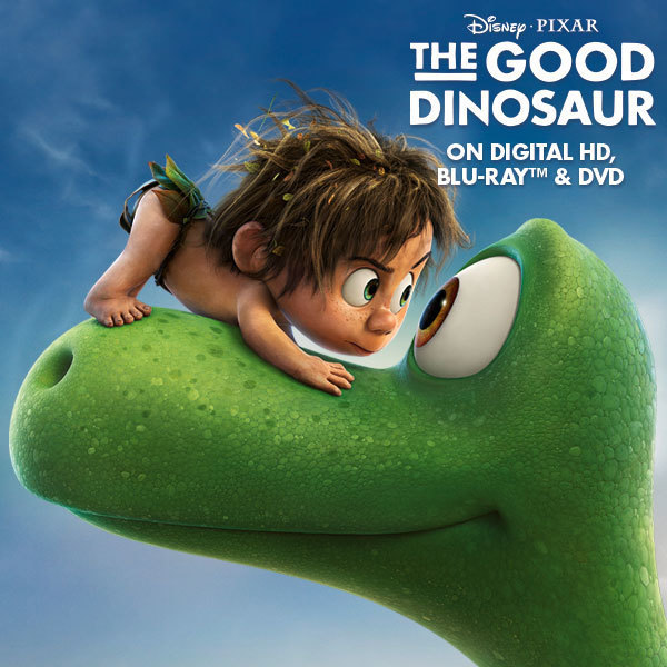 The Good Dinosaur More Disney Square - ID