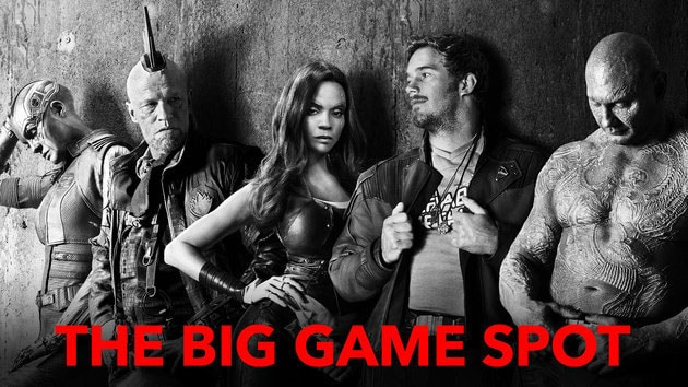 Marvel Studios' Guardians Of The Galaxy Vol. 2 - Big Game Spot