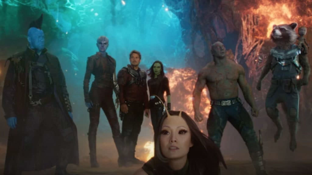 Guardians of the Galaxy Vol 2 - Now on Digital HD