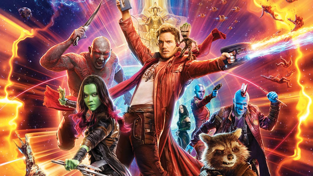 Guardians of the Galaxy Vol. 2 Trailer - WORLD PREMIERE