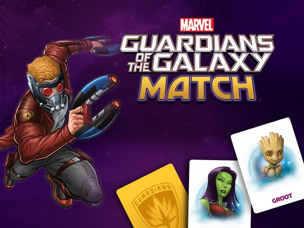 Guardians of the Galaxy Match