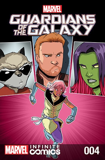 Guardians of the Galaxy Awesome Mix #04: Catch me if you Can (Part 1)