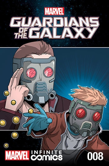 Guardians of the Galaxy Awesome Mix #08: Identity Theft (Part 1)