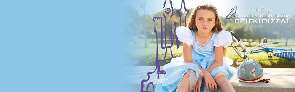 Dream Big Princess - Takeover - Homepage Hero