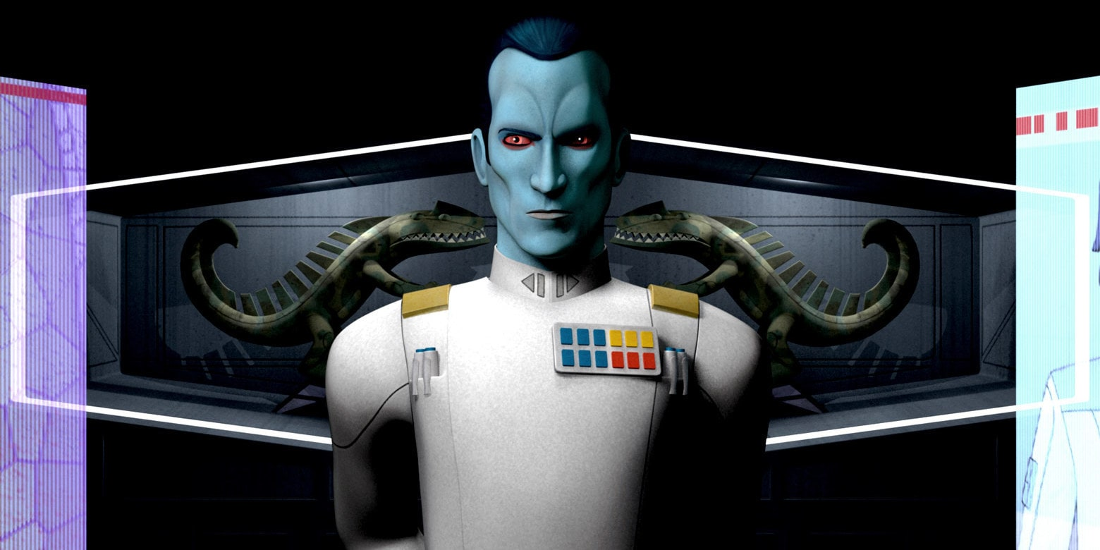 Grand Admiral Thrawn | StarWars.com