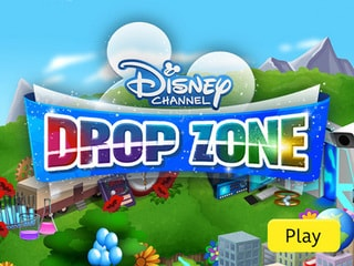 drop zone - Toddler Games Online Free Disney
