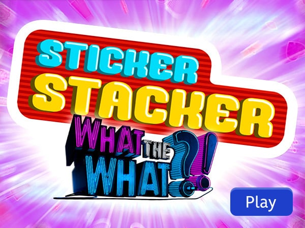 Sticker Stacker