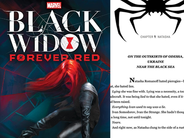 Get an eBook Download of Black Widow: Forever Red, Free for a Limited Time
