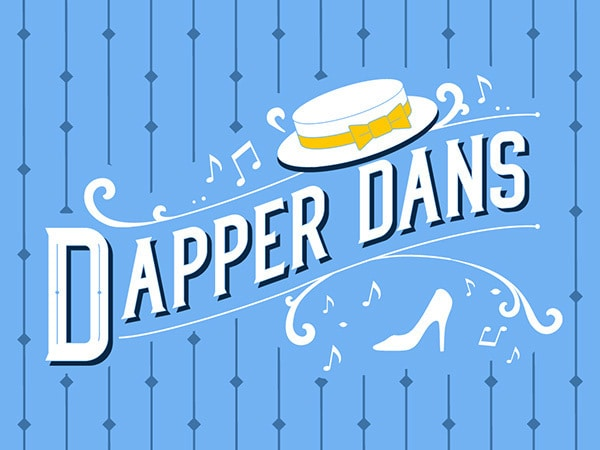 Listen to the Dapper Dans Sing 'A Dream Is a Wish Your Heart Makes' from 'Cinderella'