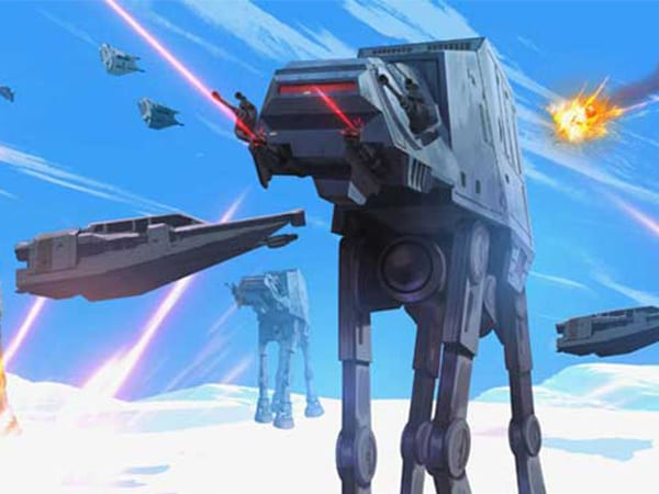 Galaxy of Adventures: See the Rebel Alliance Battle the Empire on Hoth