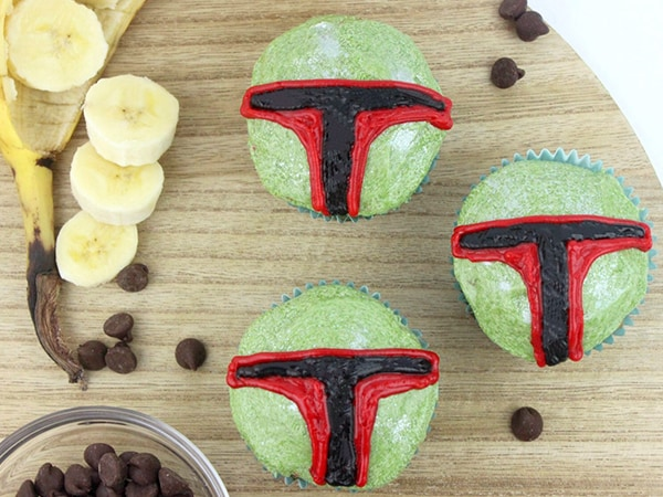 Make Boba Fett Banana Bread for a Bountiful Treat