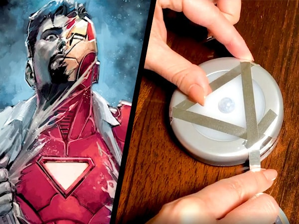 Marvel Mission: Iron Man's Arc Reactor