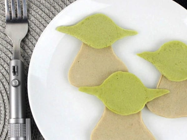 With This Recipe for Yoda Pancakes, Delicious Your Brunch Will Be