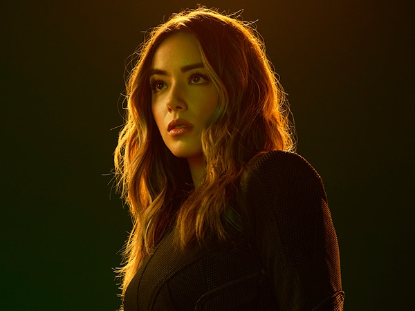 Chloe Bennet Says Goodbye to Marvel's Agents of S.H.I.E.L.D.