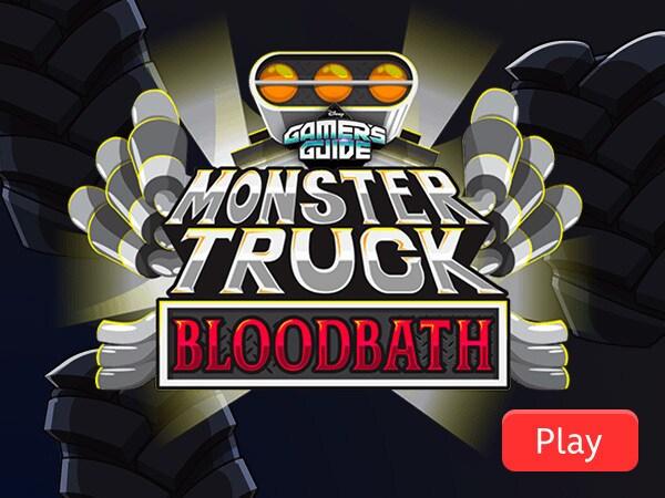 Gamer 39 s Guide Monster Truck Bloodbath Disney LOL