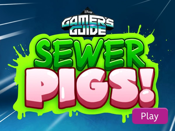 Sewer Pigs