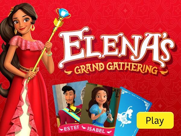 Elena's Grand Gathering