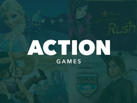 New Game Category - Action Games