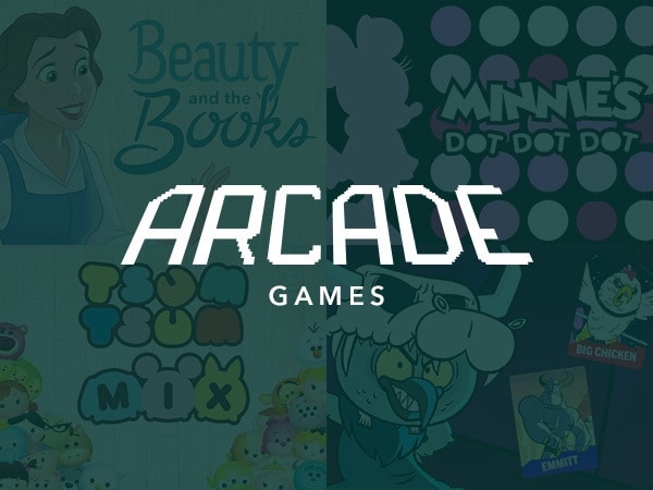 New Game Category - Arcade Games
