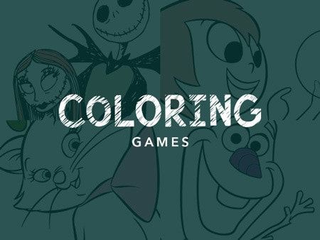 New Game Category - Coloring Games