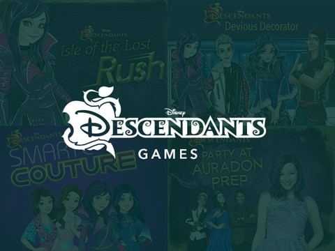 New Game Category - Descendants