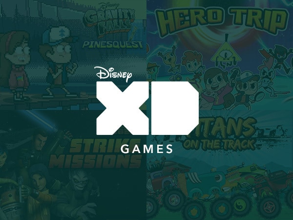 Game Genre - Disney XD