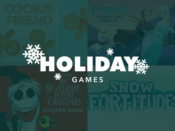 Game Genre - Holiday