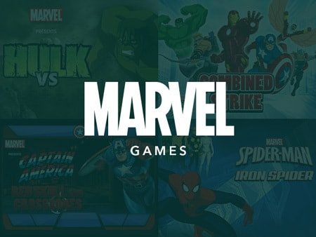 New Game Category - Marvel Games