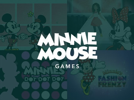 New Game Category - Minnie Mouse Games