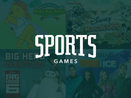 New Game Category - Sports Games