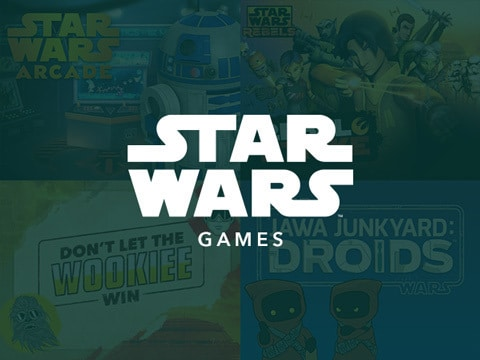 New Game Category - Star Wars Games